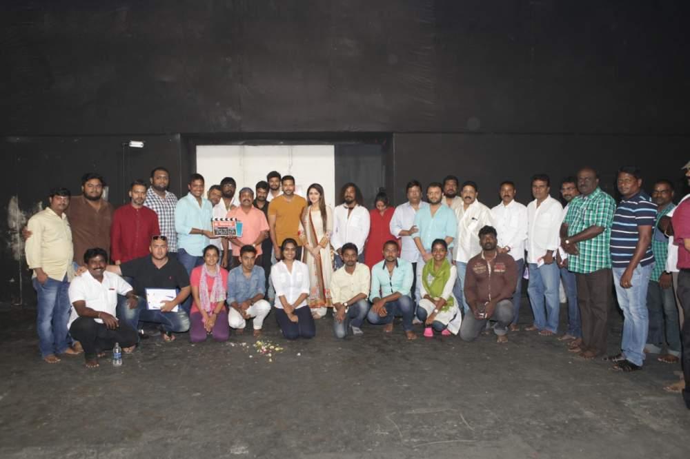 Jayam Ravi – Director Vijay's untitled project Pooja Stills 009