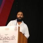 yeidhavan press meet stills029