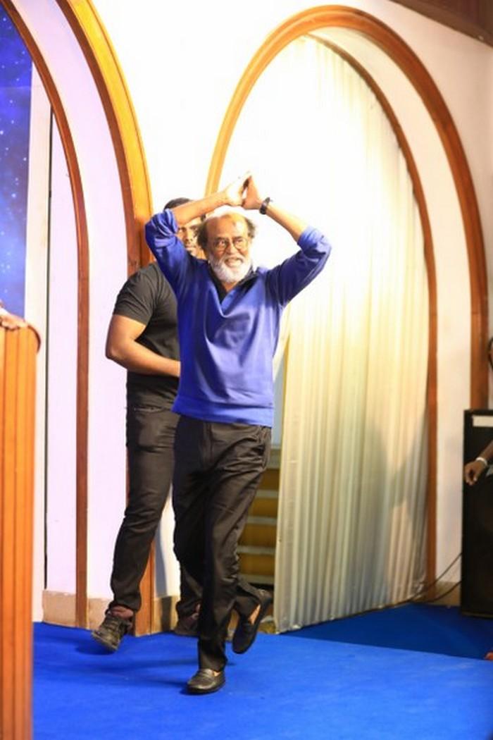 Superstar Rajinikanth Photos Day 5002