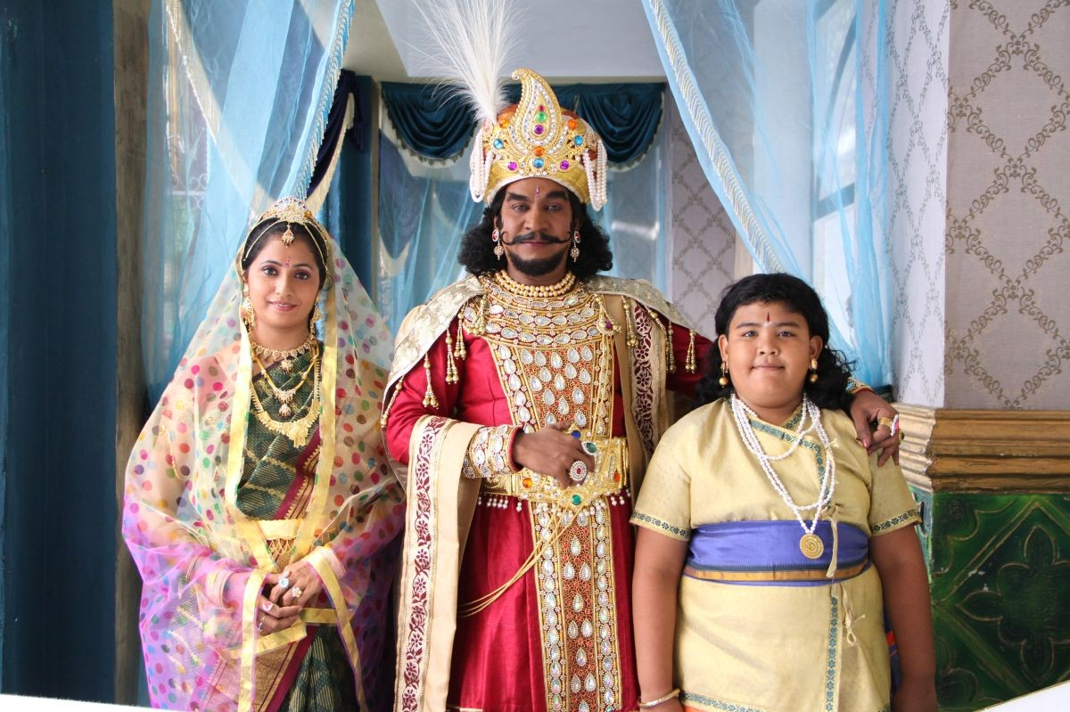 Tenaliraman movie stills 00001