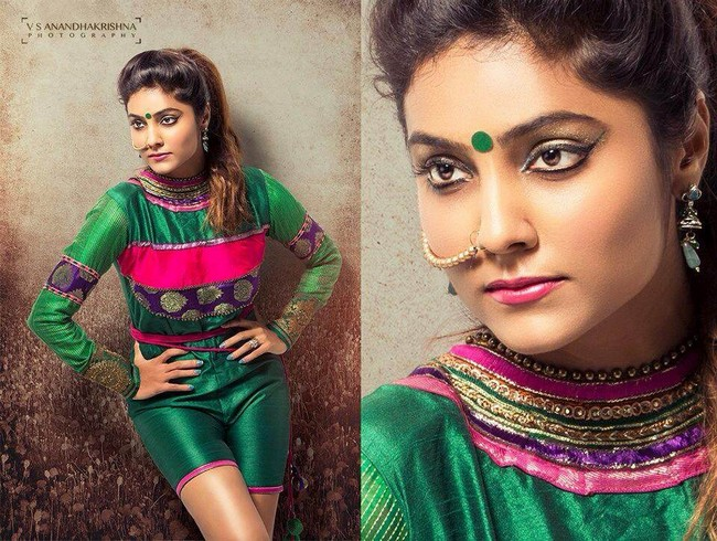 Actress Harini Photoshoot Images05