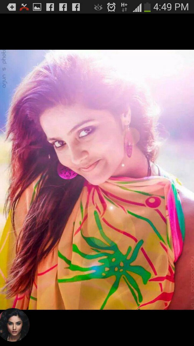 Actress Harini Photoshoot Images09
