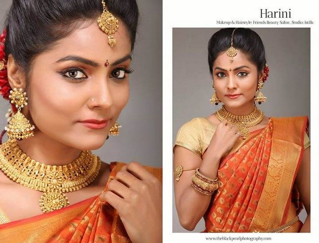 Actress Harini Photoshoot Images16