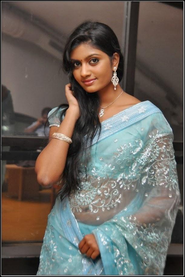 Anjana Saree Photo Stills-actressephoto (7)