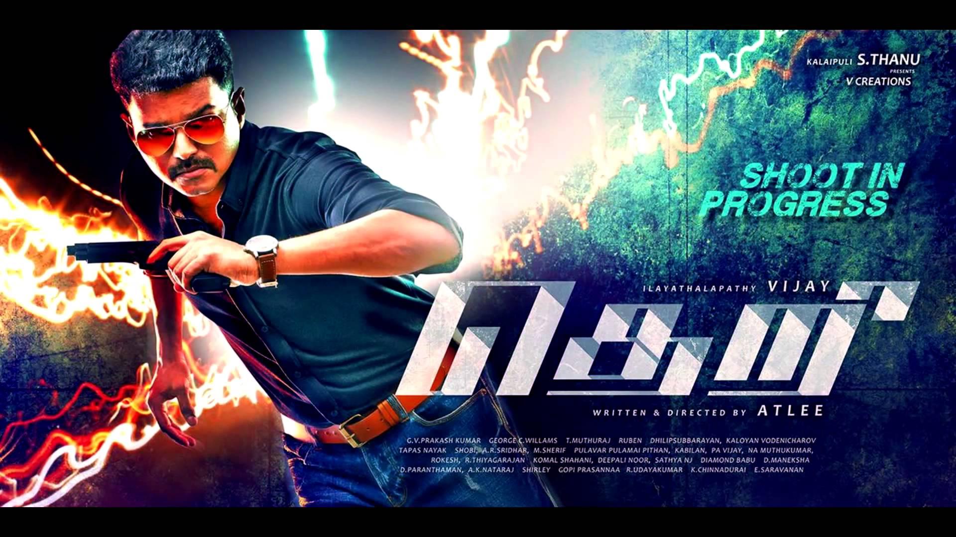 Theri Movie Motion Poster | Vijay | Samantha | Amy Jakson | Atlee | G V Prakasah