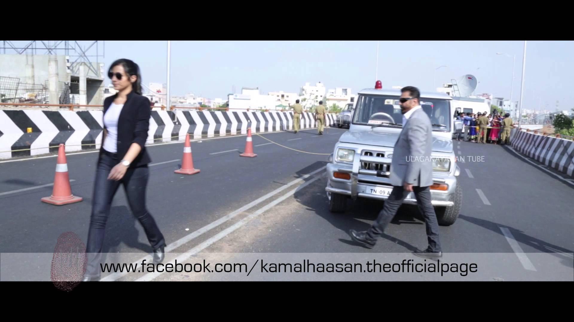 Thoongaavanam – Behind The Scenes | Kamal Haasan | Ghibran | Rajesh M Selva