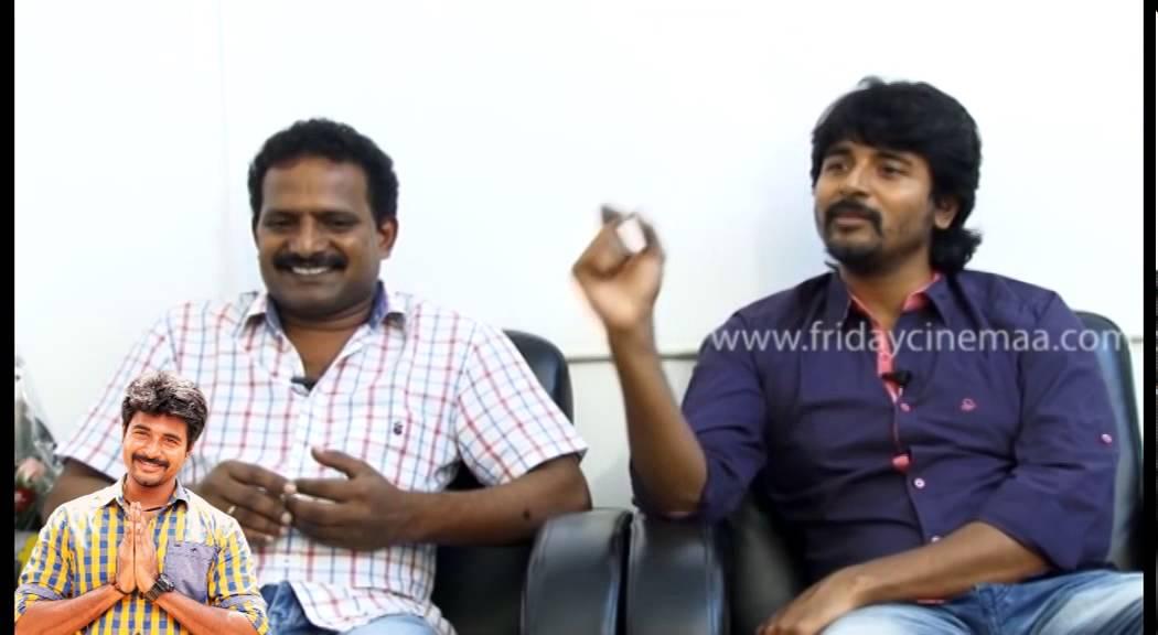 Actor Sivakarthikeyan & Director Ponram Interview about RajiniMurugan video