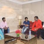 Celebrities Met Gurudev Sri Sri Ravi Shankar Ji In Chennai Photos  008