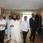 Celebrities Met Gurudev Sri Sri Ravi Shankar Ji In Chennai Photos  013
