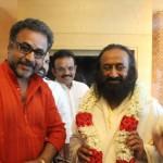 Celebrities Met Gurudev Sri Sri Ravi Shankar Ji In Chennai Photos  016