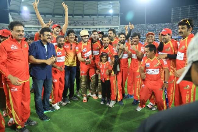 Finals Telugu Warriors Vs Karnataka Bulldozers Stills  064