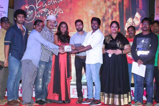Oru Celluloid Kadhal Album Launch Stills  023
