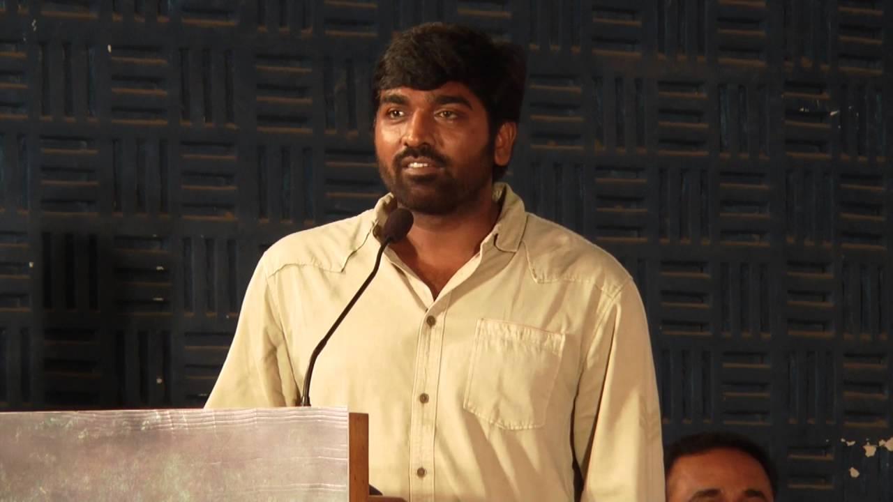 'இறைவி' பிரஸ் மீட்டில் விஜய் சேதுபதி, SJ சூர்யா & அஞ்சலி  – வீடியோ