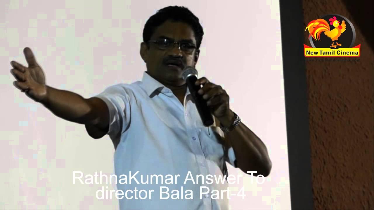 RathnaKumar Answer To Bala – Kutrparambarai issue Part-4