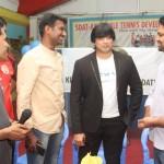 Actor Prashanth Opening in Kreeda Corporate Table Tennis Tournament stills 008