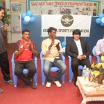 Actor Prashanth Opening in Kreeda Corporate Table Tennis Tournament stills 009