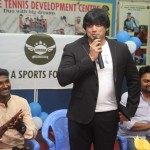 Actor Prashanth Opening in Kreeda Corporate Table Tennis Tournament stills 012