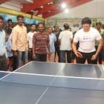 Actor Prashanth Opening in Kreeda Corporate Table Tennis Tournament stills 014