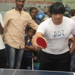 Actor Prashanth Opening in Kreeda Corporate Table Tennis Tournament stills 016