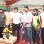 Actor Prashanth Opening in Kreeda Corporate Table Tennis Tournament stills 021
