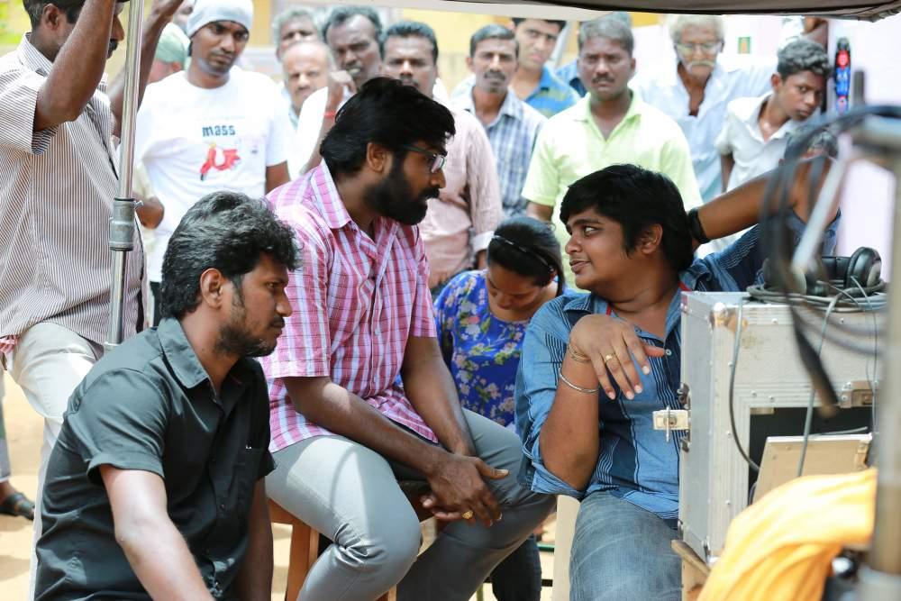 Iraivi Movie Working Stills 003
