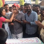Actor Vishnu Vishal 's B'day Celebration Stills 001