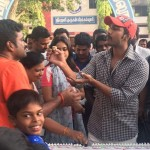 Actor Vishnu Vishal 's B'day Celebration Stills 002