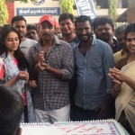 Actor Vishnu Vishal 's B'day Celebration Stills 004