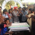 Actor Vishnu Vishal 's B'day Celebration Stills 008
