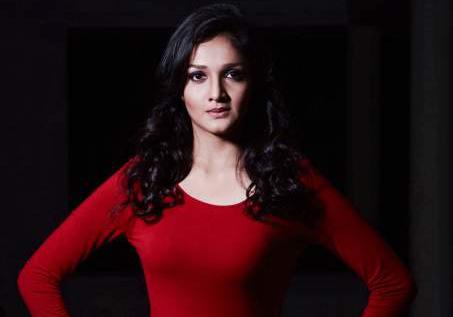Actress Surabhi Santosh Stills 015