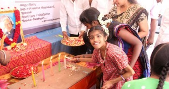 Dr. APJ.AbdulKalam 's First memorial day event conducted by Vishal 's Devi Social & Educational Foundation Trust Stills 011