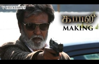 Kabali Tamil Movie Making