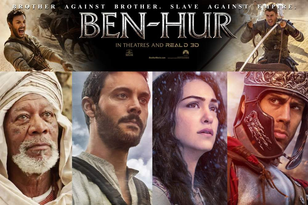 ben hur movie review essay