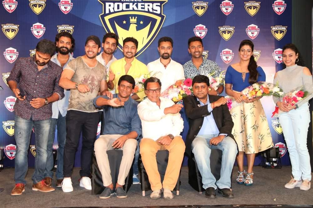 Chennai Rockers Press meet Stills 017