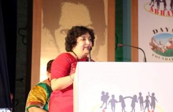 Latha RajiniKanth's Daya Foundations Project Abhayam Stills 004