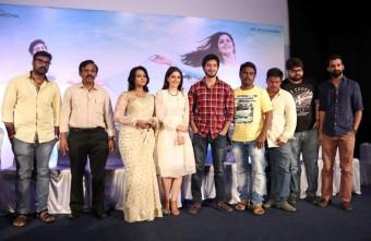 Meendum Oru Kadhal Kadhai Movie Press Meet Stills 014