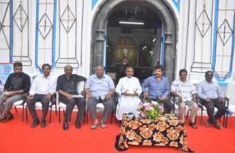 Press Meet of Prakasha Matha Church Stills 041