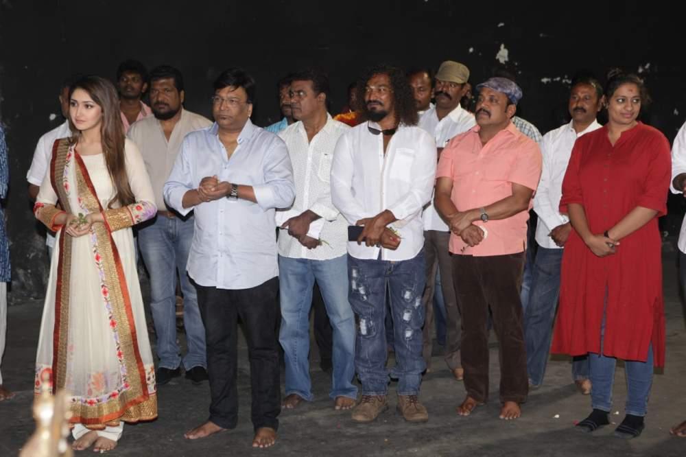 Jayam Ravi – Director Vijay's untitled project Pooja Stills 007