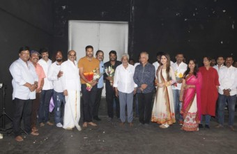 Jayam Ravi - Director Vijay's untitled project Pooja Stills 008