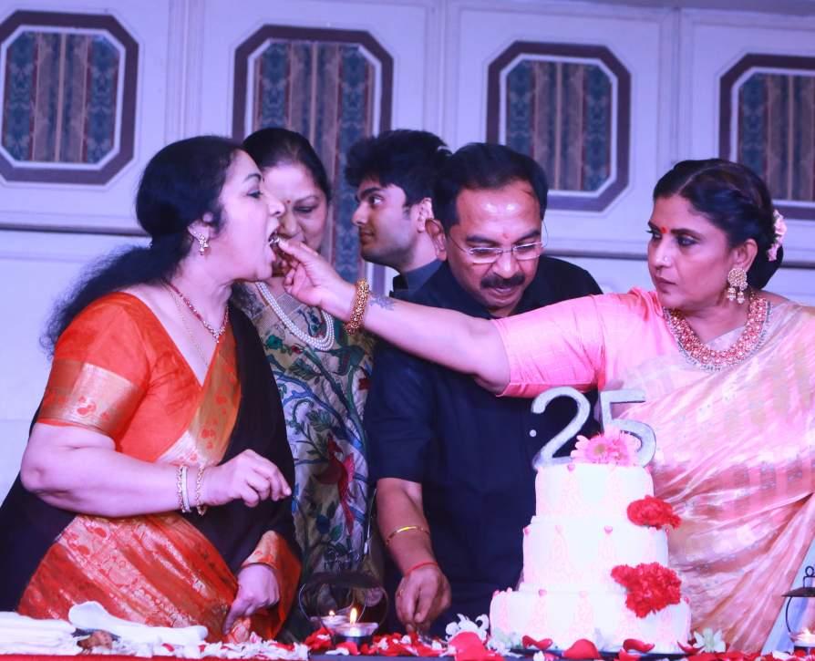 Rajkumar & Sripriya Rajkumar's 25th Wedding Anniversary Stills 006