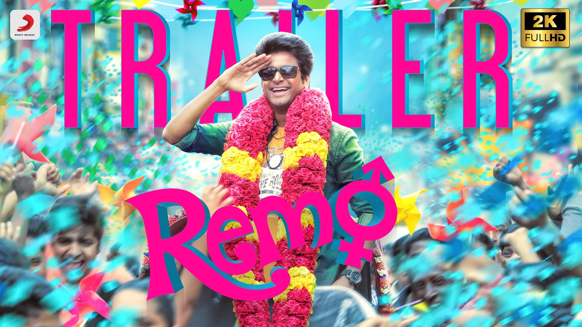 Remo Official Tamil Trailer