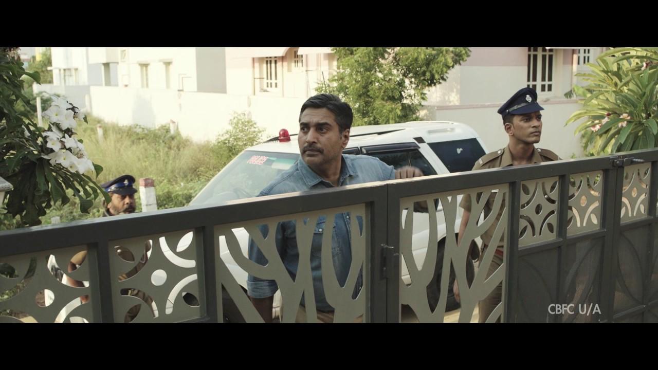 Dhurvangal Pathinaaru Movie Teaser