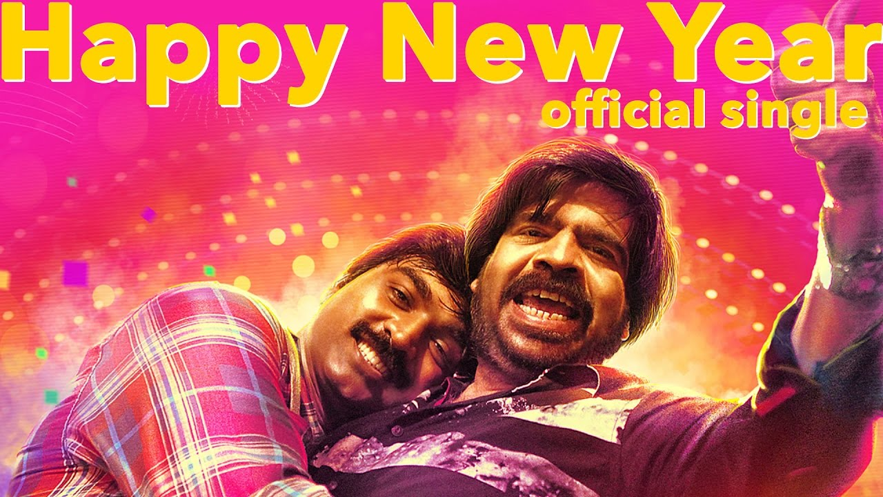 Happy New Year Single Track Song From Director K V Anand In Kavan-Video