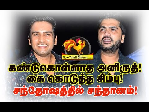 Santhanam Is Joining With Simbu Again.