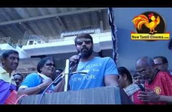 Arya Honored Athletes In Nehru Stadium.