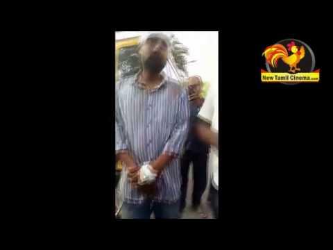 hImman Annachi Attacked By Police-Jallikattu Issue.