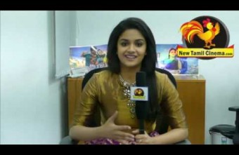 """I CAN'T BELIEVE IT""-Keerthy Suresh Shocked Interview."