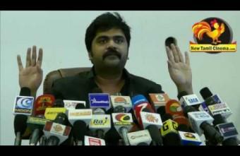 """IAM LEAVING INDIA""!! Simbu Angry Speech Part 2"