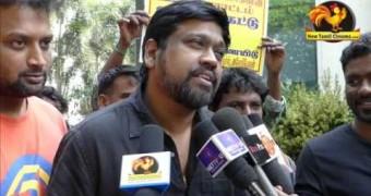 Rajesh Supports Ops-Jallikattu Issue.
