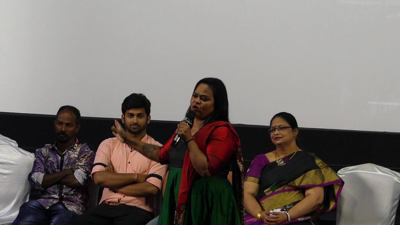 """""""It Is Based On TrueStory Of Group Dancers""""-Gaythiri Raguram."""